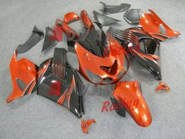 $enCountryForm.capitalKeyWord UK - The latest orange and black pattern with custom Injection molding painted fairing Kawasaki Ninja ZX14R 06-11 14