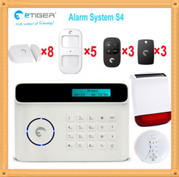 $enCountryForm.capitalKeyWord Australia - Free shipping DHL, Wireless command nice look alarm system activate disactivate remotely on phone security shop gsm alarm easy setting