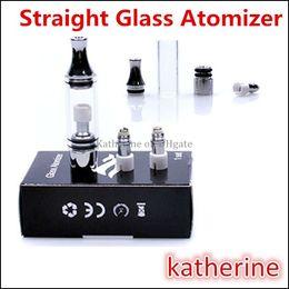 $enCountryForm.capitalKeyWord NZ - Wax Atomizer Dry Herb Glass Atomizer Thicker Ceramic Metal Coils for E Cigarette Vision eGo-T EVOD Twist Battery as Bulb Globe Glass Tank