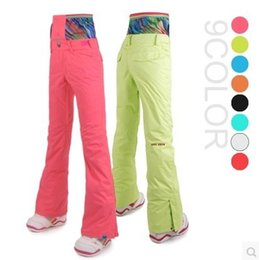 Wholesale-2015 New Fashion Womens Winter Warm Clothes High Quality Snow  Skiing Pants Outdoor Pants For Women Lady 28096b7e2