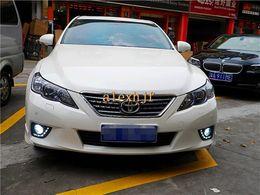 China 18W 6LEDs 6500K LED Daytime Running Lights LED fog lamp for Toyota Reiz Mark X PRADO PREVIA Estima AVANZA AVENSIS AYGO RAV4 HIGHLANDER etc. suppliers