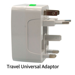 best iphone docks Australia - Best Quality Universal International Adapter Travel Wall Charger AC Power EU US AU UK All In One Converter Plug With Retail Package