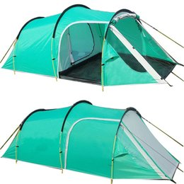Wholesale- Outdoor C&ing Tents Family Party Travelling Tent 3-4 Person Mountain Tent One Bedroom u0026 One Living Room Waterproof Event Tent  sc 1 st  DHgate.com & Outdoor Event Tents NZ | Buy New Outdoor Event Tents Online from ...