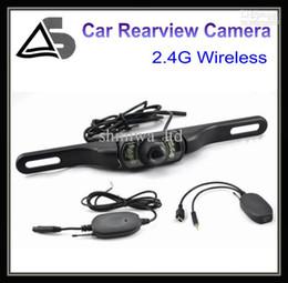 2.4 Gワイヤレスカーリアビューカメラバックアップカミネーリバースカメラ170アングルレンズ