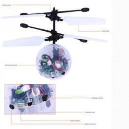$enCountryForm.capitalKeyWord NZ - est Sale Children's Flight Ball Electronic RC Flying Ball Infrared Induction Aircraft LED Light Mini Heli Toy