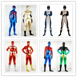 Barato Xxl Sexy Halloween Costumes-New Glueing Superhero Zentai BodySuit Fantasia Vestuário Catsuit Costumes One-Pieces Sexy Bodycon Corset Halloween Carnival Cosplay