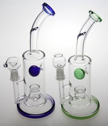 $enCountryForm.capitalKeyWord Canada - TORO Glass Jet Perc Heavy two color Leprechaun Glass Bong bubbler water pipes heady oil rigs Water Pipes bongs dab rig percolator bubbler