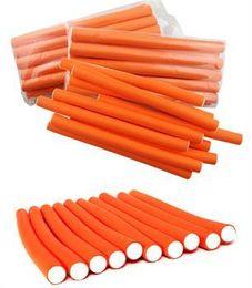 $enCountryForm.capitalKeyWord UK - Free Shipping 1set 10pcs Twisty Foam Benders Twist Safe Hair Dressing Curlers Bendy Curly Roller