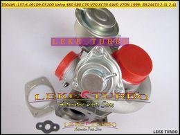 TD04HL 49189-05202 49189-05210 49189-05212 49189-05200 turbocompresor para Volvo S60 S80 C70 V70 XC70 AWD V70N B5244T3 2.3L 2.4L 240HP en venta