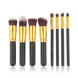 $enCountryForm.capitalKeyWord UK - Wholesale- 8Pcs Makeup Brushes Professional Cosmetic Make Up Brush Make up Brush tools kits for eye shadow palette Cosmetic Brushes