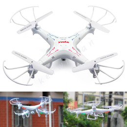 Syma Gyro Quadcopter Canada - RC Helicopter Quadcopter Syma X5C-1 New X5C 2.4Ghz 4CH 6-Axis Gyro 2GB TF Card with 2MP HD Camera RTF