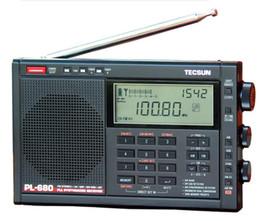 Performance Speakers NZ - Retro Tecsun PL-680 High Performance Full Band Digital Tuning Stereo Radio FM AM Radio SW SSB