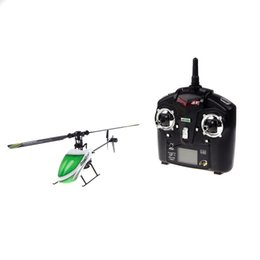 Chinese  Original Wltoys V988 2.4G 4CH 6 Axis Gyro Power Star 2 Flybarless RC Helicopter Model 2 order<$18no track manufacturers