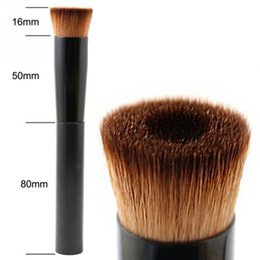 Discount kabuki makeup tools - Multipurpose Liquid Foundation Brush Pro Powder Makeup Brushes Set Kabuki Brush Premium Face Make up Tool Beauty Cosmeti
