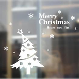 $enCountryForm.capitalKeyWord Canada - 2016 Merry christmas happy new year tree window stickers xmas41 snowflake glass decorative wall stickers decals