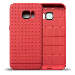 $enCountryForm.capitalKeyWord Canada - For Samsung Galaxy S9 Plus S7 EDGE 2016 A3 A310 A9 A5 Official Styling Soft TPU Case Mesh Dots Honeycomb Hole Hollow Slim Rubber Skin Cover