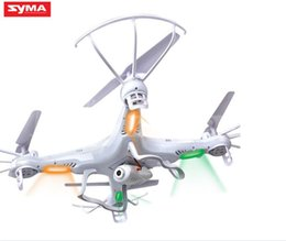 gyro helicopter camera 2019 - New Version SYMA X5C X5C-1 2.4GHz 4CH HD FPV Camera 6 Axis RC Helicopter Quadcopter Gyro 2GB TF Card 2MP Camera RM475