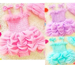 $enCountryForm.capitalKeyWord UK - New Baby Kids Girls Ballerina Tutu Skirted One Piece Swimwear Swimsuits Monokini 3 Colour 6 Size