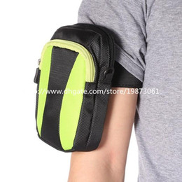 cellphone case samsung galaxy s6 2019 - Armband Case Running Gym Sports Aslant Mountaineering Bag For iphone 6 plus Samsung Galaxy S6 Note4 Sport Arm Band Cellp