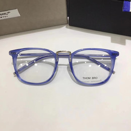 4f9972294c32 2017 TB195 light-weight square- style glasses frame fashion prescription  galssses with original packing freeshipping