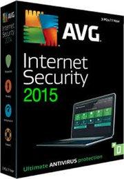 AVG Internet Security 2015 код трех пользователей действителен до 2018 февраля