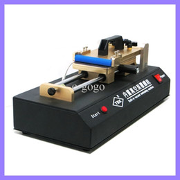 Chinese  Built-in Vacuum Pump Film OCA Laminator Laminating Machine for Max 6 Inch Mobile Phone Glass LCD Touch Screen Repairing Tools manufacturers