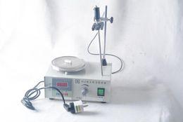 Novo agitador magnético com placa de aquecimento 85-2 misturador de placa 110V / 220V em Promoção