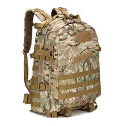 $enCountryForm.capitalKeyWord UK - Upgrade Edition 3D Backpack Camouflage Both Shoulders Package Army Fans Camp Package Outdoors Mountaineering Backpack Camping Equipment