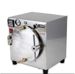 Autoclave Lcd UK - Mini High Pressure Autoclave OCA Adhesive Sticker LCD Bubble Remove Machine for Fix Touch Screen Glass Repair Refurbishment