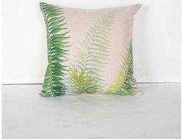 $enCountryForm.capitalKeyWord Australia - Decration cushion sofa cushion Europe cartoon design pillow cover with inner cushion printing cotton fabric size 43*43cm weigh 180g