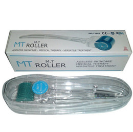 $enCountryForm.capitalKeyWord Canada - MT 192 micro needle derma roller for skin rejuvenation, skin beauty tool 192 Needles Derma Roller 0.2MM-3.0MM