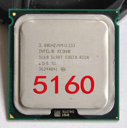 $enCountryForm.capitalKeyWord NZ - Intel Xeon 5160 Processor(3.0GHz  4MB L2  Dual-Core FSB 1333MHz) Close to LGA775 Core 2 Duo E6850 CPU