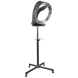 Cabello nuevo 110V-220V Rollerball Secador de pelo Calentador de Perm color cuidado del cabello Procesador Salon máquina Equipo Barbero Temp ajustable y el temporizador