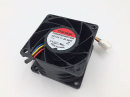 fan 6cm 12v UK - Original for SUNON PF60381BX-000C-S99 12V 30W 60*60*38mm 6cm Cooling fan