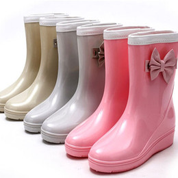 Discount Pink Rain Boots For Women | 2017 Pink Rain Boots For ...