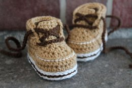 "baby crochet shoe patterns UK - 2015 Fashion Handmade Crochet baby first walk shoes Crochet Pattern PDF Baby Boys Boots ""Forrester Boot"" Crochet Bootie Pattern Size Infant"
