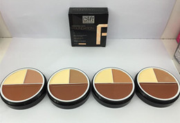 Cream Block Canada - Menow 3 colors flawless concealer cream foundation 4 styles MENOW M.N. Meinuo makeup face 96PCS DHL