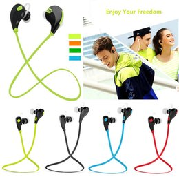 $enCountryForm.capitalKeyWord Canada - QY7 Wireless Bluetooth Earphone Headset Sport Heandphone Running Earphones For Iphone 5s 6 plus Samsung Galaxy S4 S5 S6 Edge Note5