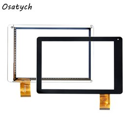 Discount tablet pc touch screen replacement - Wholesale- Brand New 9.7 Inch Touch Screen Replacement for Digma iDs10 3G Tablet PC MT97011-V0 Digitizer Glass Panel