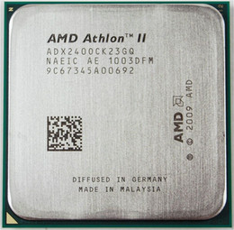 AMD Athlon II X2 240 processor (2.8GHz 2MB L2 Cache  Socket AM3) Dual-Core scattered pieces cpu on Sale