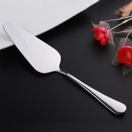 Wholesale Cake Pizza Cheese Shovel Knife Stainless Steel Baking Cooking Tools Ice Cream Server Western Knife Turner Divider