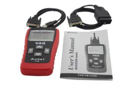 Auto Readers Canada - HOT promotion! 2014 Top-Rated Auto Scanner CAN VW AUD1 Scan Tool VAG 405, Autel Code Reader MaxScan VAG405 Free Shipping