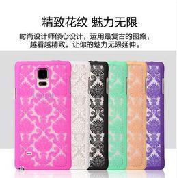 $enCountryForm.capitalKeyWord Canada - Vintage Damask Mandala Datura Henna Flower Case Hollow Matte Hard PC Translucent Cases Cover For iPhone 5S 6 6S plus S6 edge plus note 5 DHL