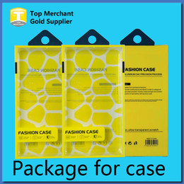 Retail packaging foR cell phone cases online shopping - Universal Mobile Phone Case Package PVC Plastic Retail Packaging Box with Inner Insert for iPhone Samsung HTC Cell Phone Case Fit inch
