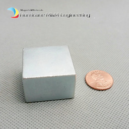 N52 block magNets online shopping - 1 Pack Grade N52 NdFeB Block x30x20 mm about Rectangle Strong Neodymium Magnets Rare Earth Permanent Magnets Industry Magnets