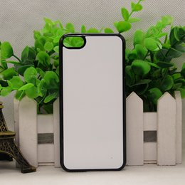 plastic sublimation NZ - 2D DIY Sublimation Heat Press PC cover case with Metal Aluminium plates FOR IPOD TOUCH 5 TOUCH 6 20PCS LOT
