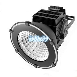 Stadium flood light online shopping - High power W Led high bay light IP65 Led flood light for Industry stadium CREE LED and MEAWELL driver AC85 V
