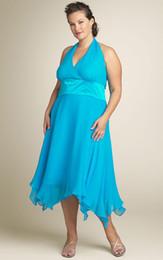 Short Halter Top Bridesmaid Dresses Online   Short Halter Top ...