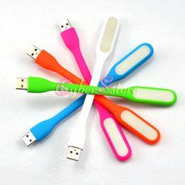 Lamps for Laptop online shopping - USB LED Lamp Light Portable Flexible Bendable Mini USB Light for Notebook Laptop Tablet Power Bank USB Gadets