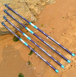 Bait Rods Canada - 3.6m - 4.2m distance casting long bait casting telescope alloy reel seat carbon rod